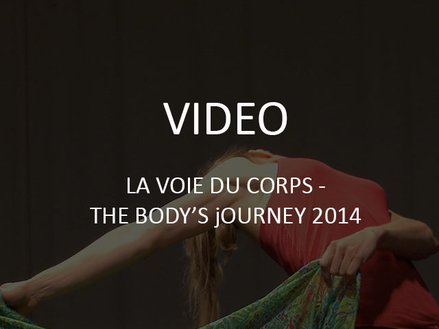 The Body's Journey final presentation