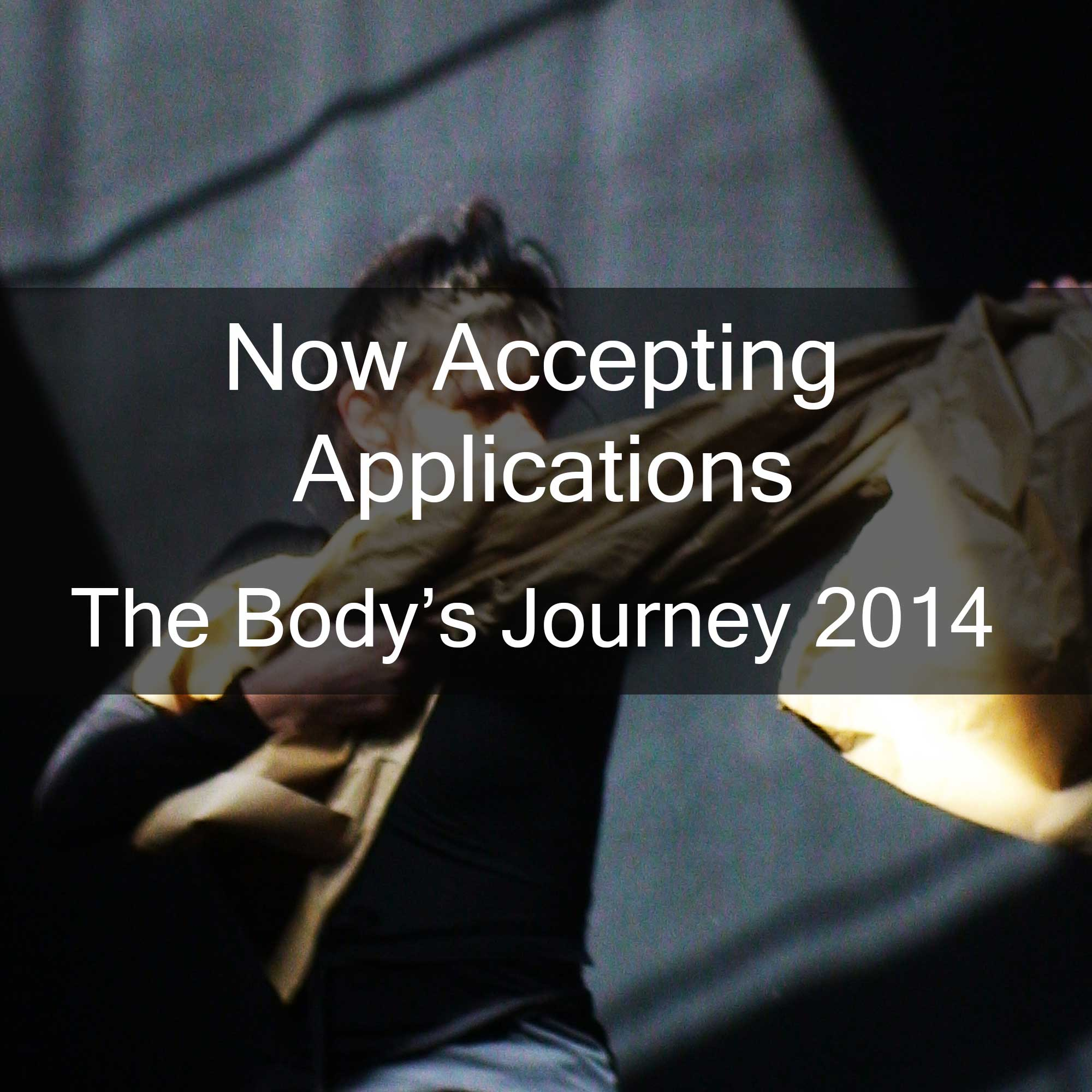 The Body's Journey 2014
