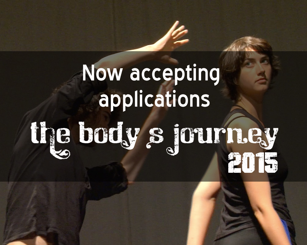 The Body's Journey 2015