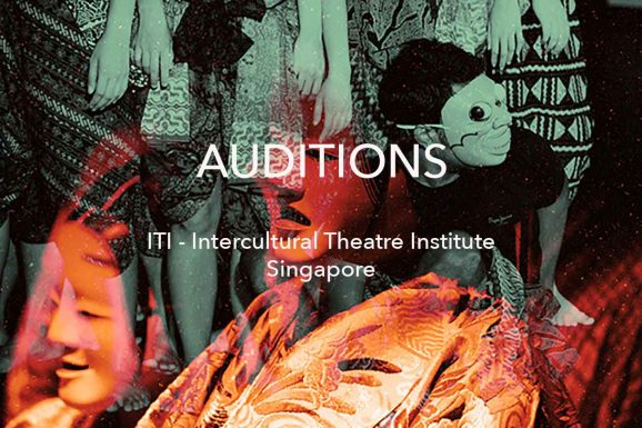 ITI – Intercultural Theatre Institute – Auditions for 2018
