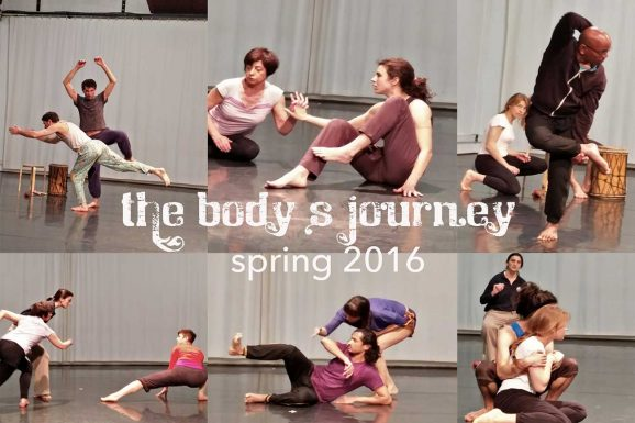 Invitation – The Body's Journey 2016