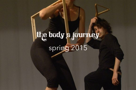 The Body's Journey 2015 spring2