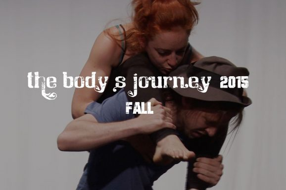 The Body's Journey 2015 fall