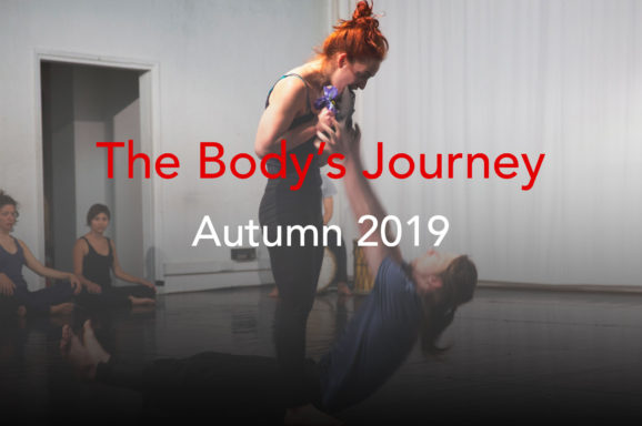 The Body's Journey 2019 autumn