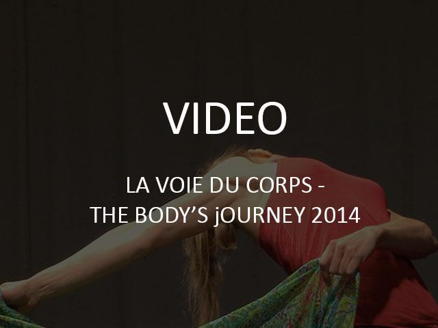 The Body's Journey final presentation