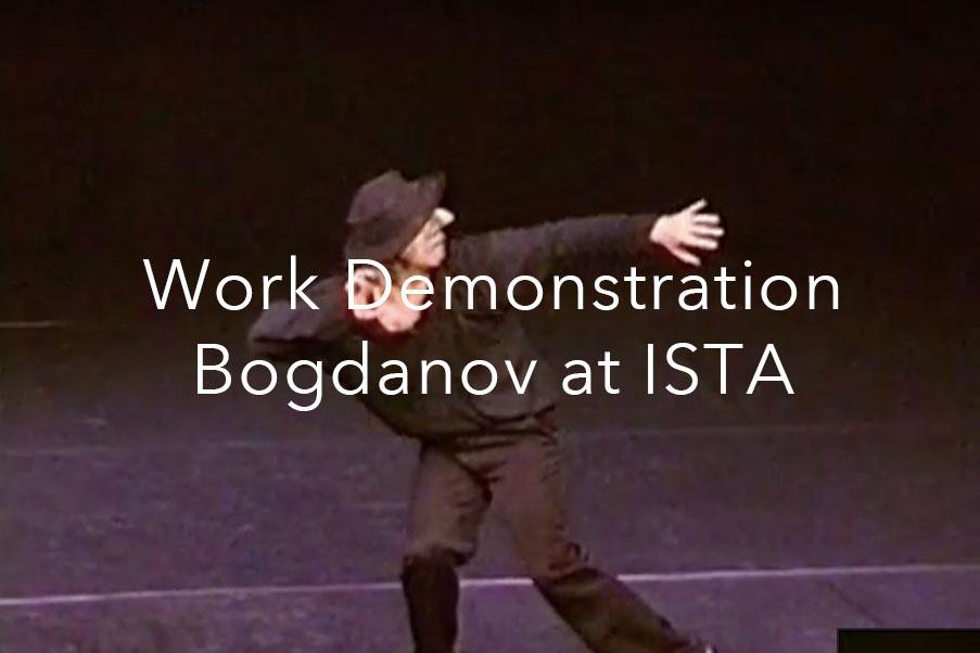 ISTA/Bogdanov