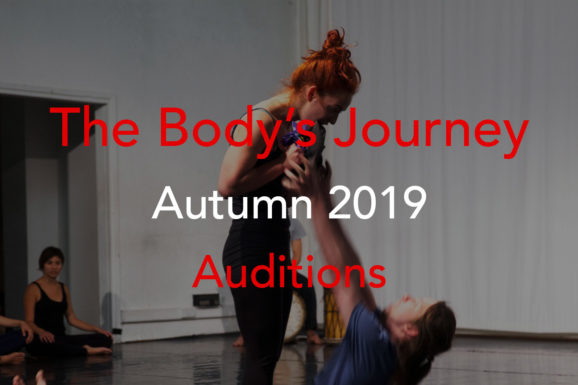 The Body's Journey Autumn 2019