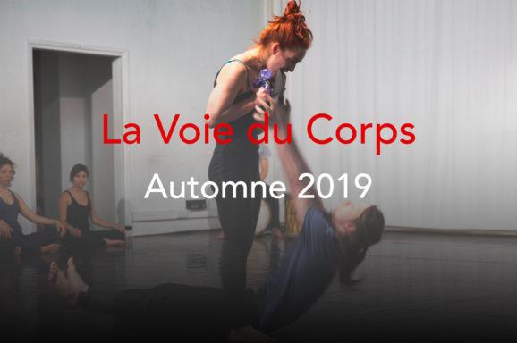 La Voie du Corps 2019 automne