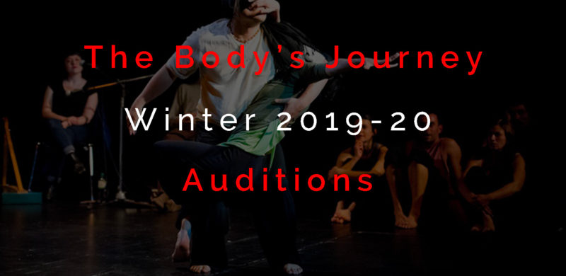 Bodys Journey winter 2019-20