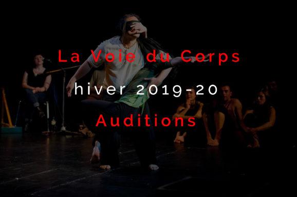 La Voie du Corps hiver 2019-20