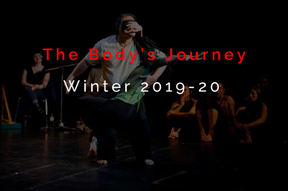 The Body's Journey winter 2019-20